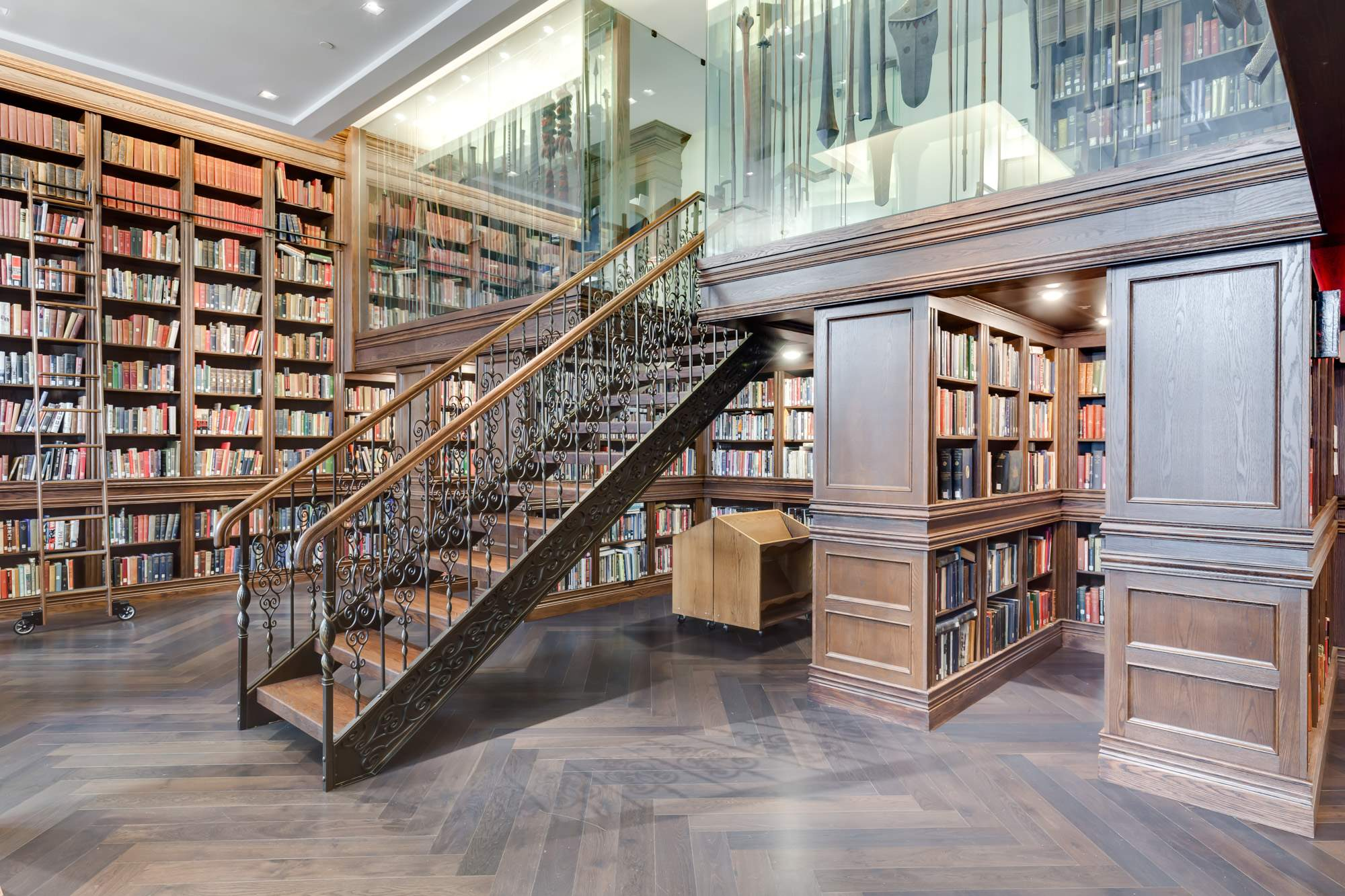 Library_-_Stairs